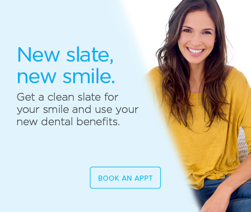 Woodbury Smiles Dentistry - New Year, New Dental Benefits